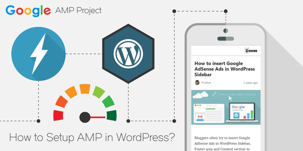wordpress AMP-مزایا و معایب Google AMP در وبسایت