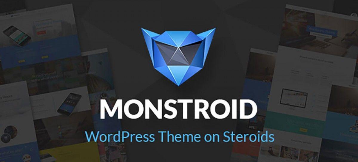 monstroid- قالب برگزیده وردپرس