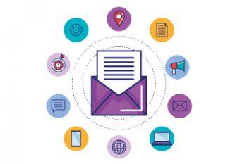 ارسال ایمیل برای مشتری