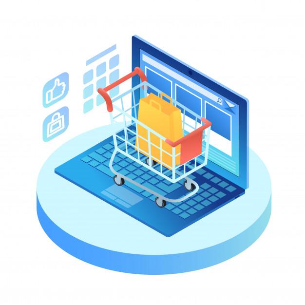 online store- فروشگاه اینترنتی و تنظیمات آن