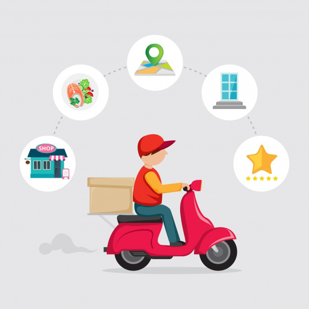 shipping- ارسال رایگان کالا