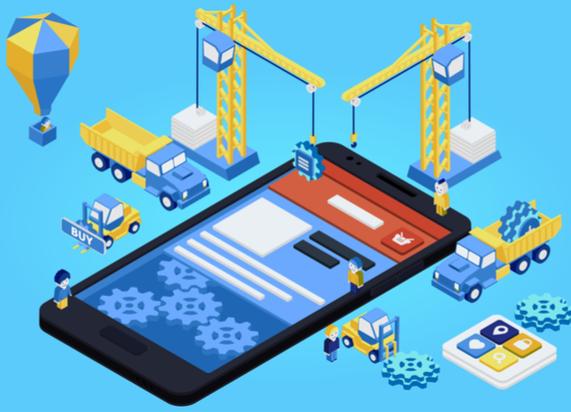 با طراحی اپلیکیشن اختصاصی میتوانید دامنه مشتریانتان را افزایش دهید.