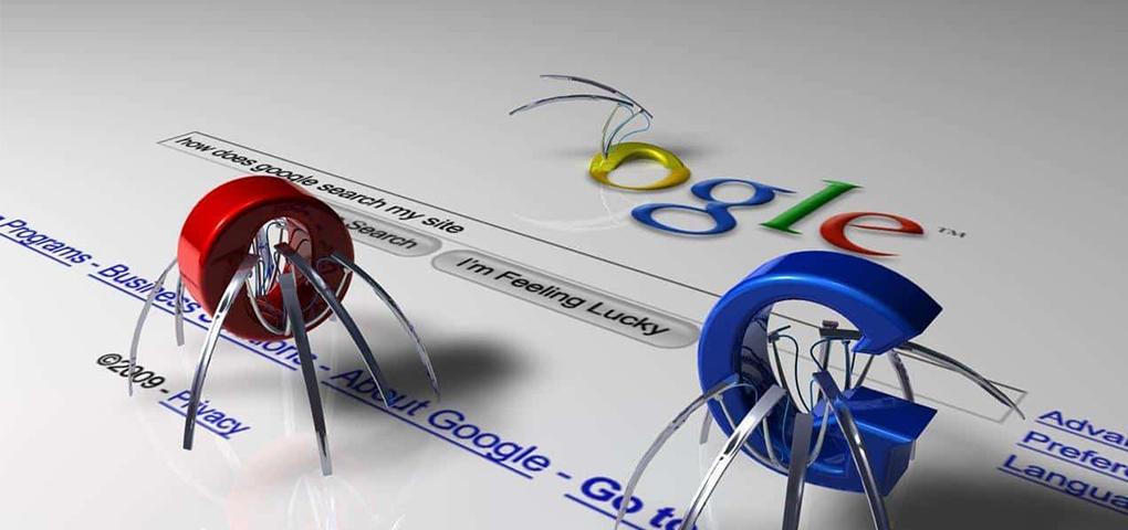 خزنده های گوگل