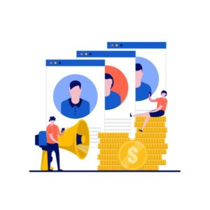 بازاریابی همکاری در فروش