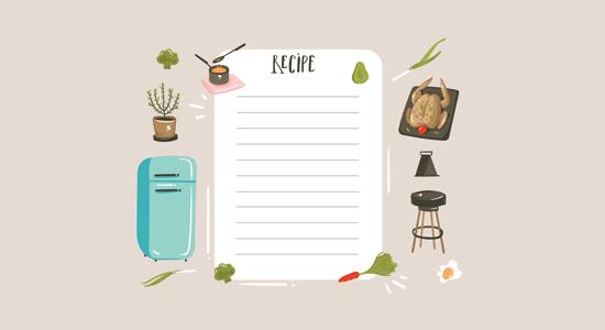 سایت آموزش آشپزی