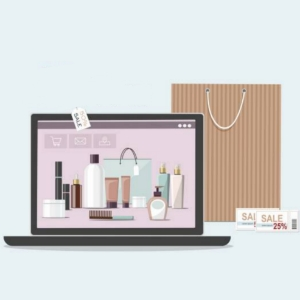راه اندازی فروشگاه آنلاین لوازم آرایشی
