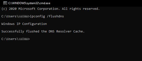 مسائل DNS