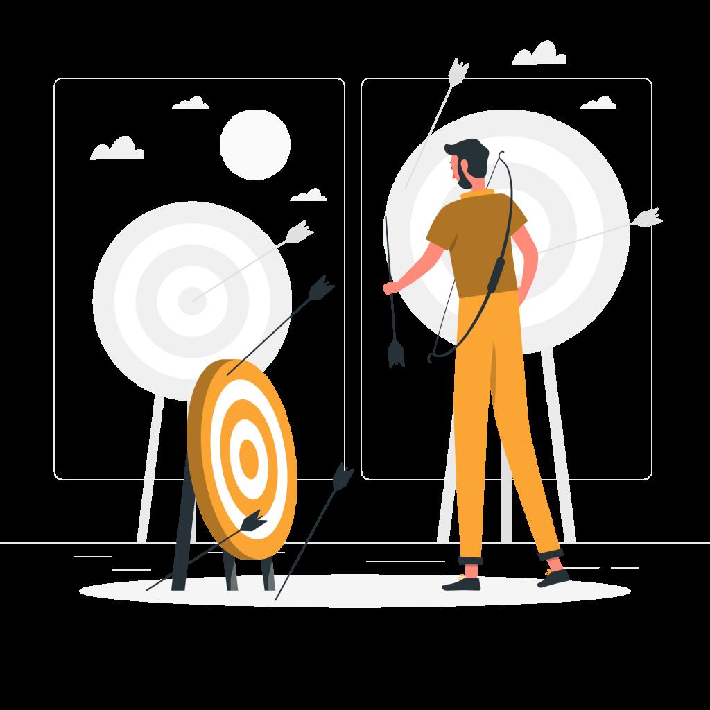 رسیدن به اهداف با استراتژی محتوا