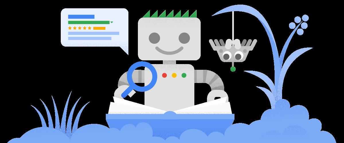 ربات گوکل (googlebot)