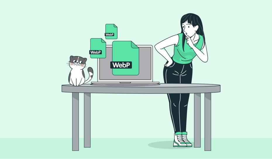فزمت webP چیست