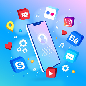 انواع اپلیکیشن موبایل
