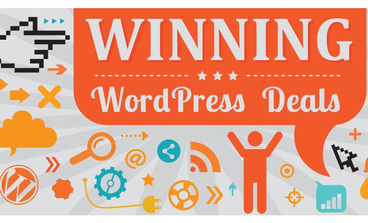 WinningWP یک وبلاگ بیش از حد متمرکز در وردپرس