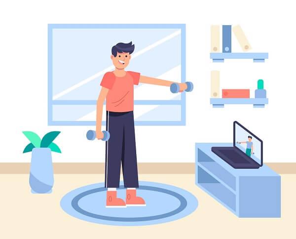 در راه اندازی کسب و کار ورزشی ابزارهای ارتباطی بین خود و مشتریانتان قرار دهید.
