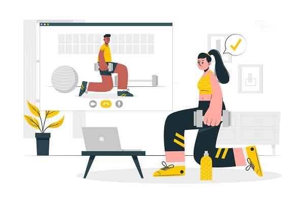 چند نکته برای راهاندازی کسبوکار ورزشی آنلاین