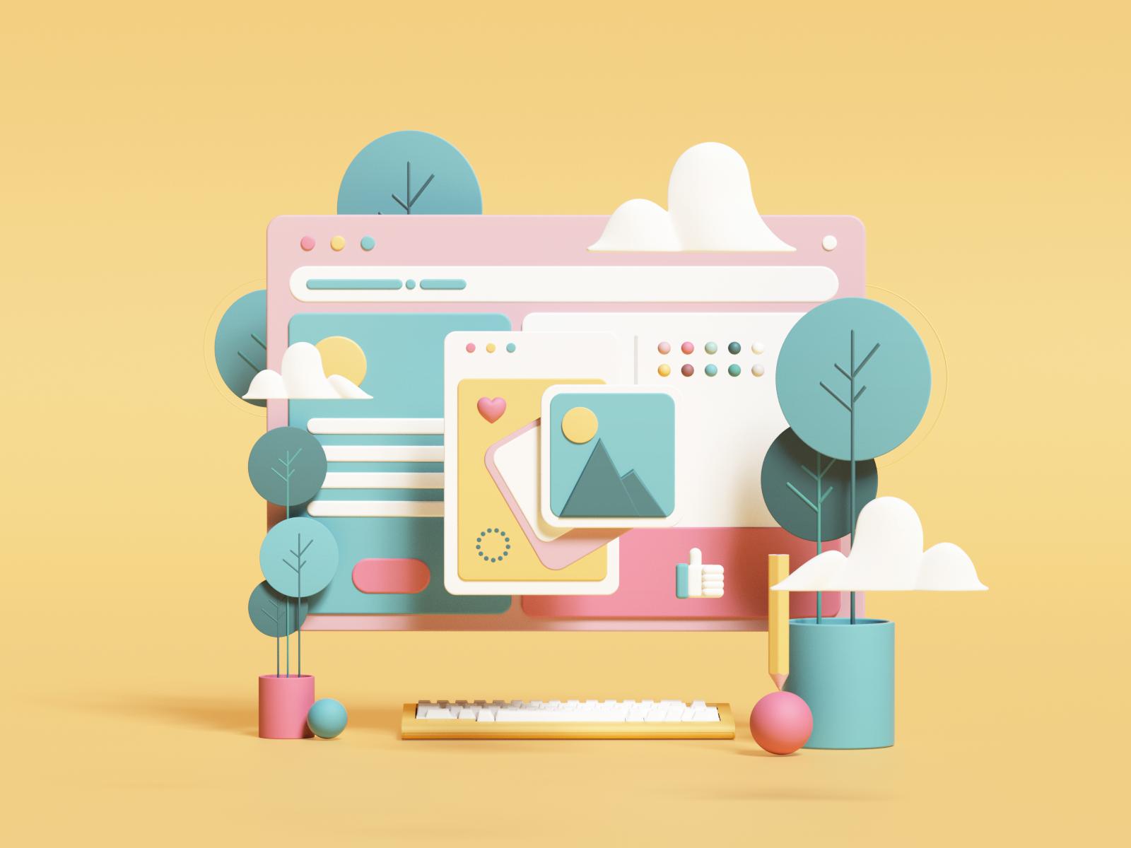 مزایای طراحی سایت برای آرایشگاه و سالن های زیبایی