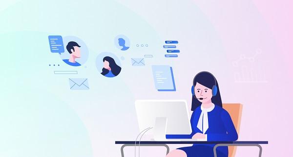 از تیم های پشتیبانی مشتری خود پشتیبانی کنید.