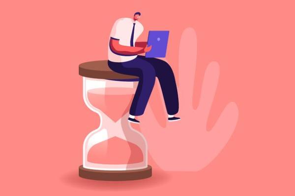 مدیریت زمان در کار کردن